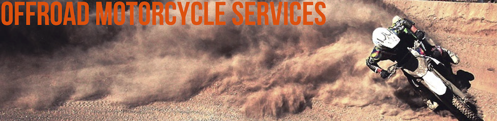Offroad Motorcycle Repair Services Header