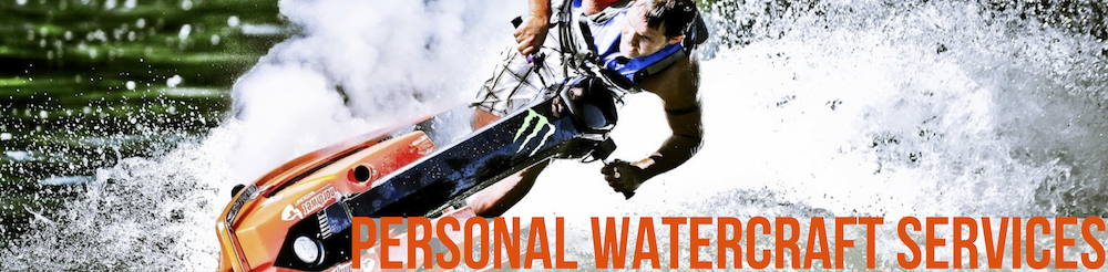 Personal Watercraft Repair Services Header