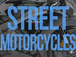 Street Motorcycle Repair
